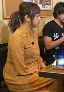 菊地亜美 激太り 画像 体重 現在 エリアン GIF