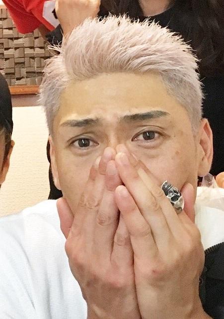 樽美酒研二 すっぴん 画像 イケメン 本名 安元 ラファエル 似てる